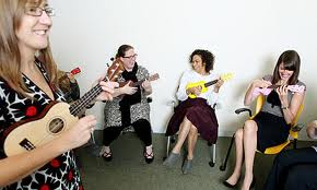 Group Music Lessons Napa CA