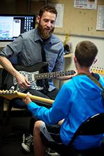 Guitar Classes Napa California